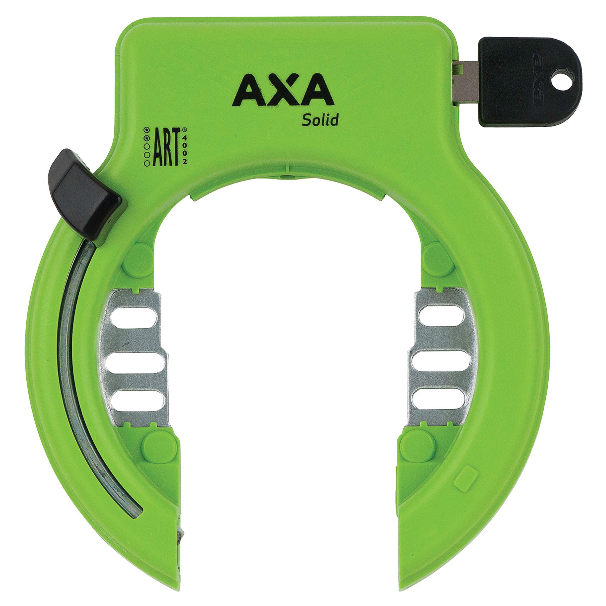 Axa Ringslot Solid lime