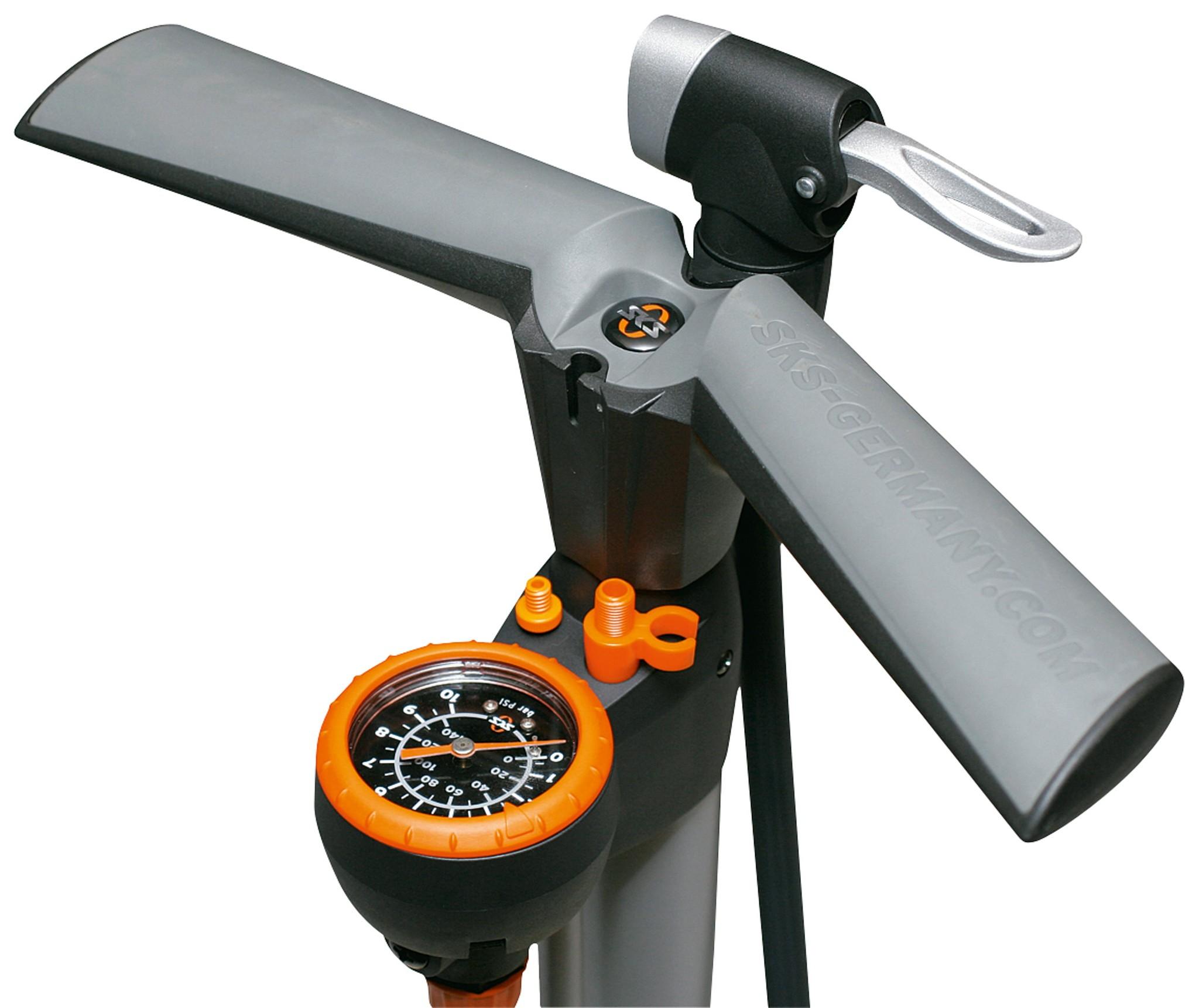 Airworx 10.0 Vloerpomp Oranje