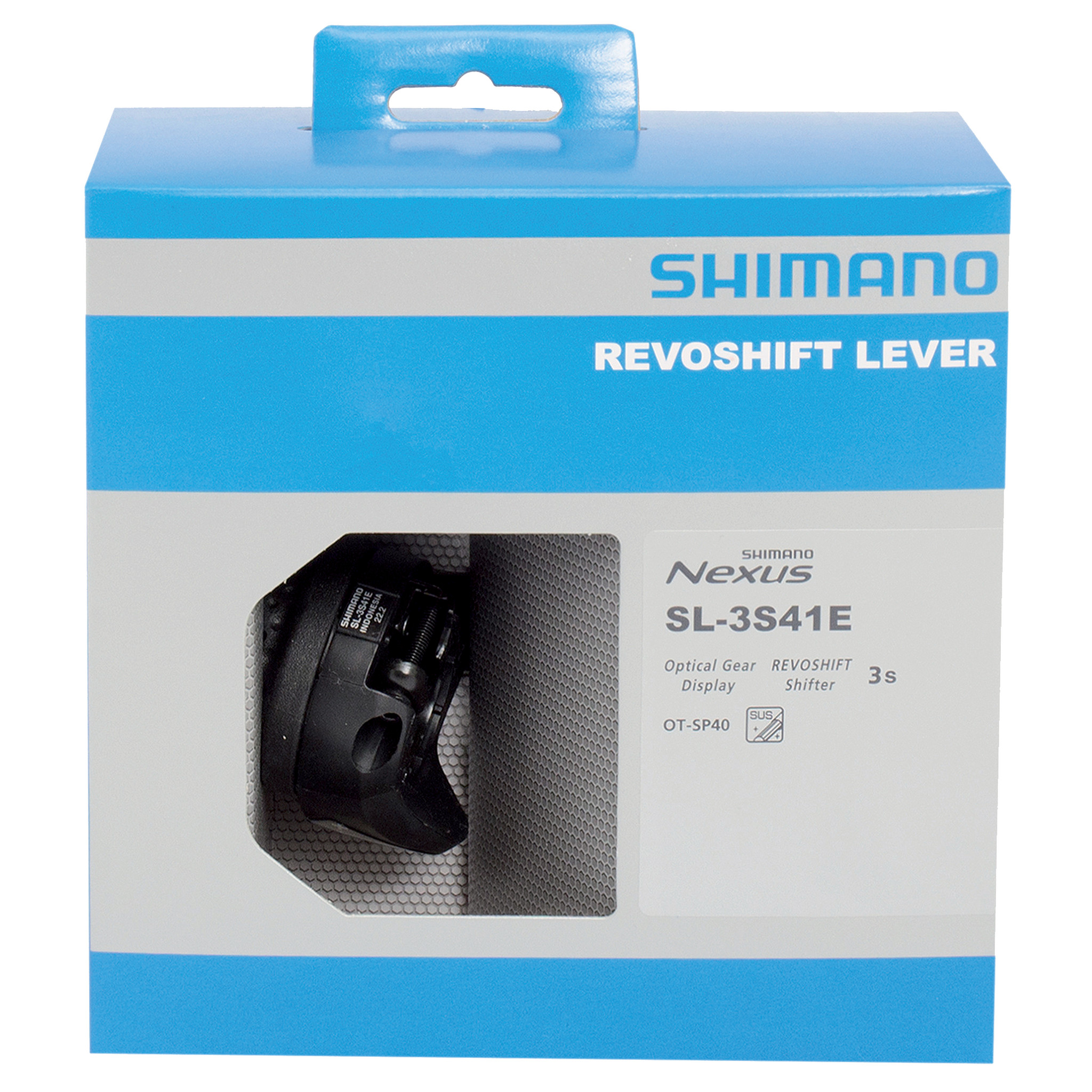 Image of Shimano Revo Shifter Nexus 3S41