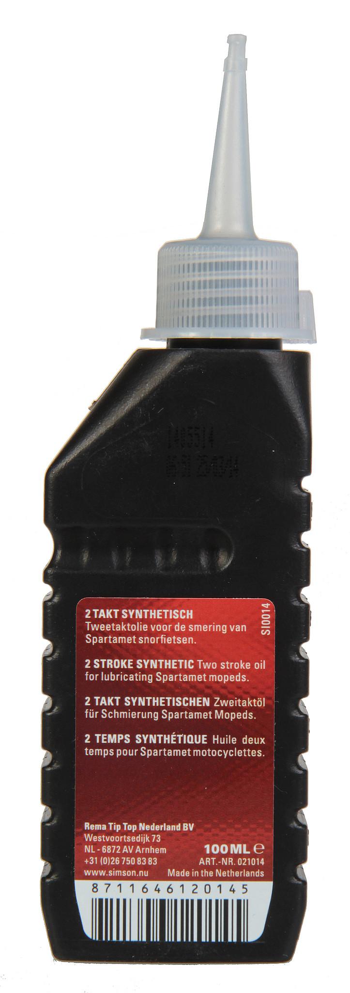 Simson 2-Takt Olie 5321014