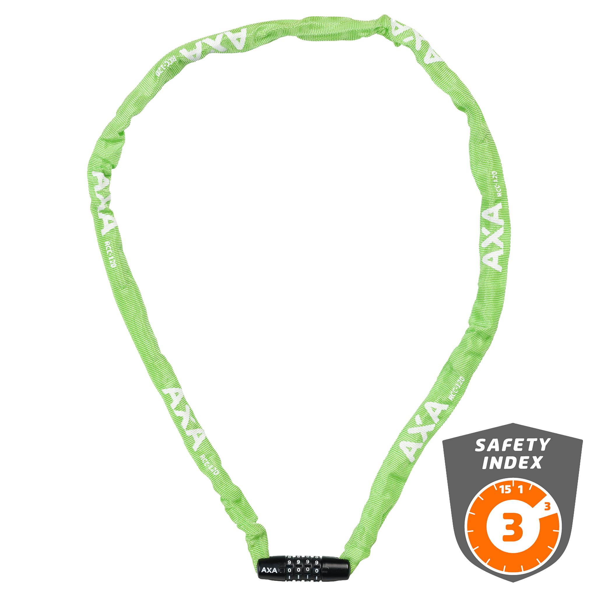 Axa Kettingslot Rigid RCC 120/3.5 groen