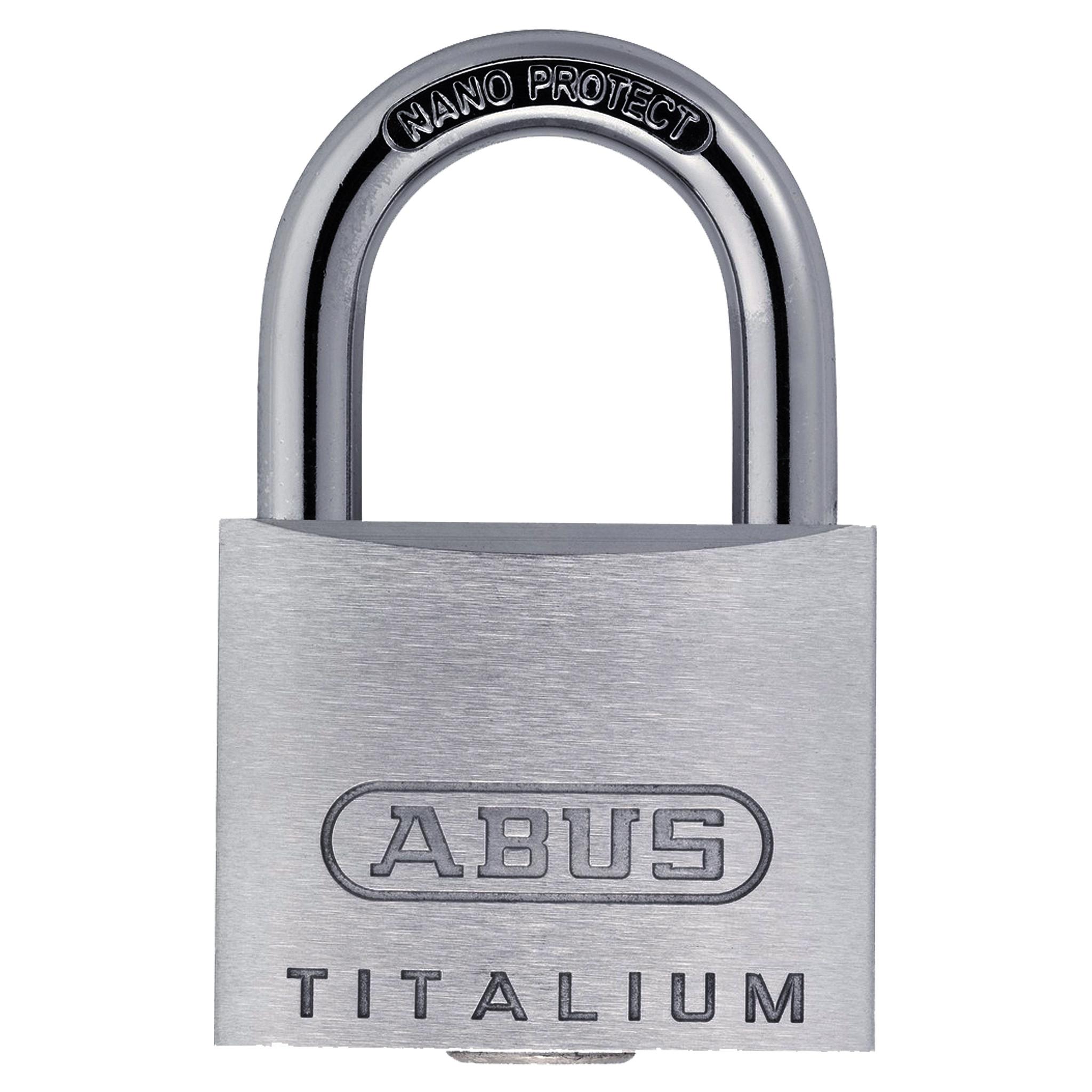 Abus Hangslot Titalium 64TI 50mm