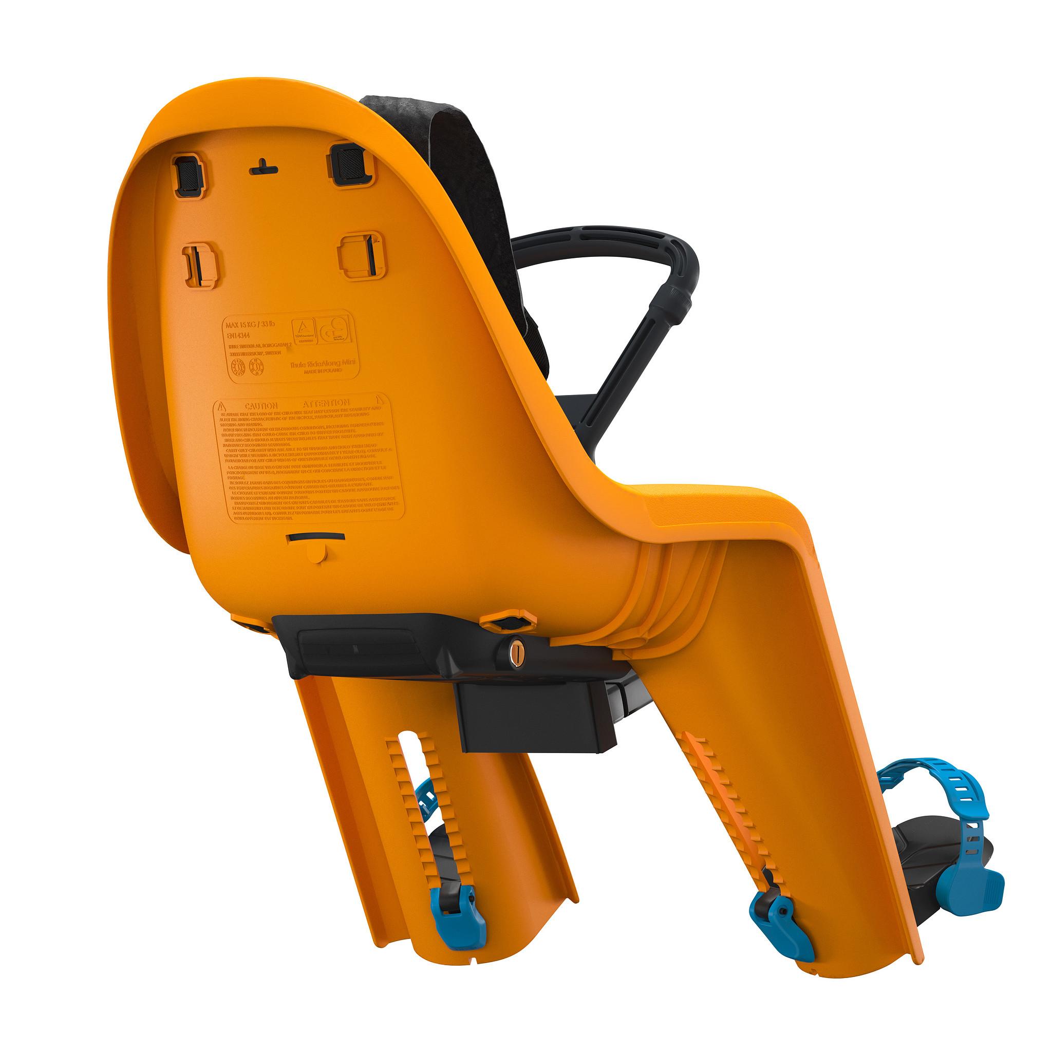 Thule Voorzitje RideAlong orange