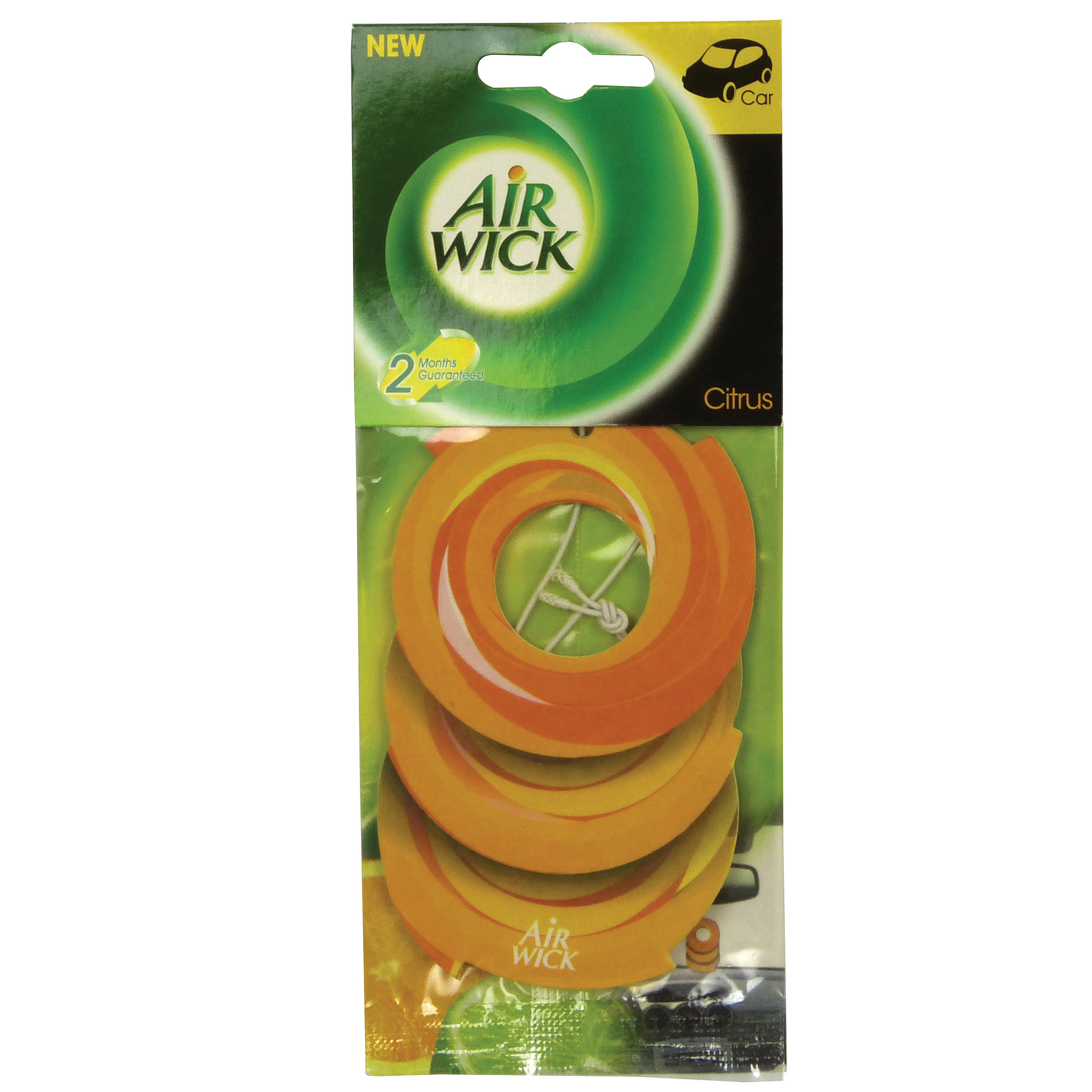 Airwick Luchtverfrisser Circle Citrus
