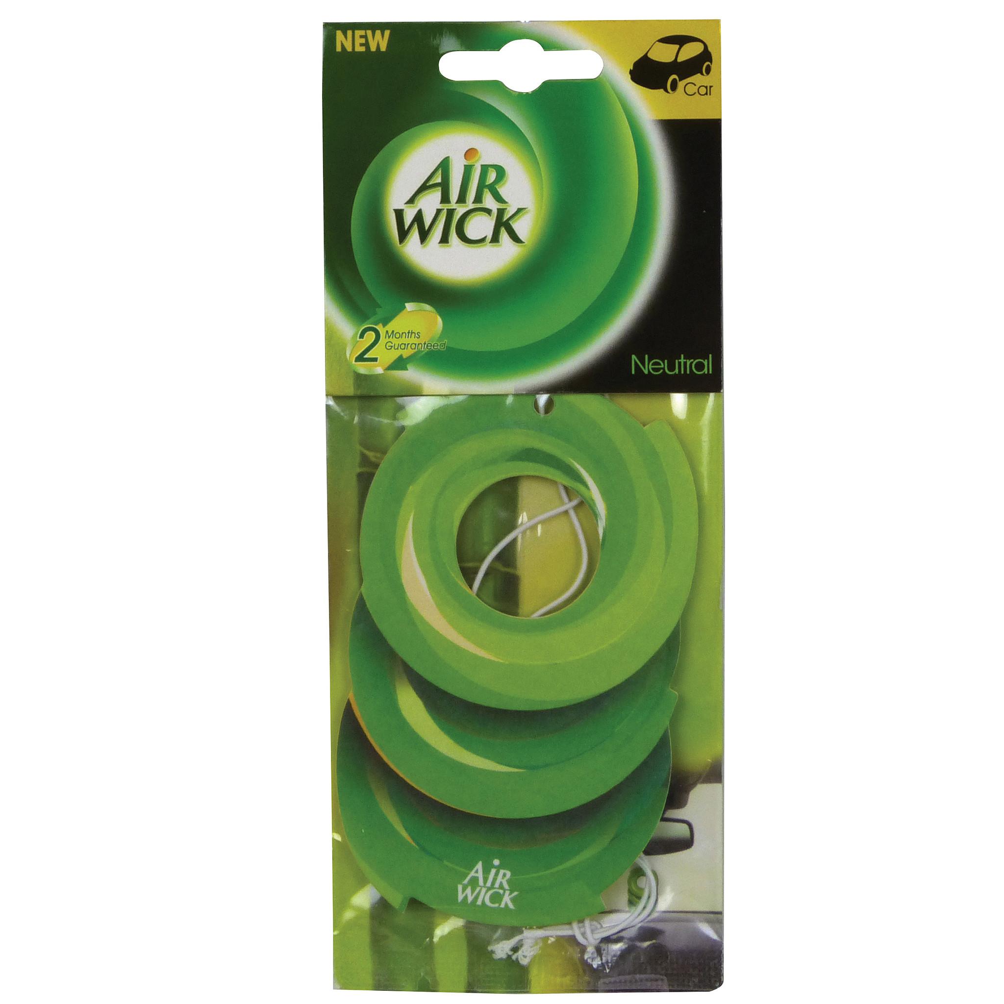 Airwick Luchtverfrisser Circle Neutraal