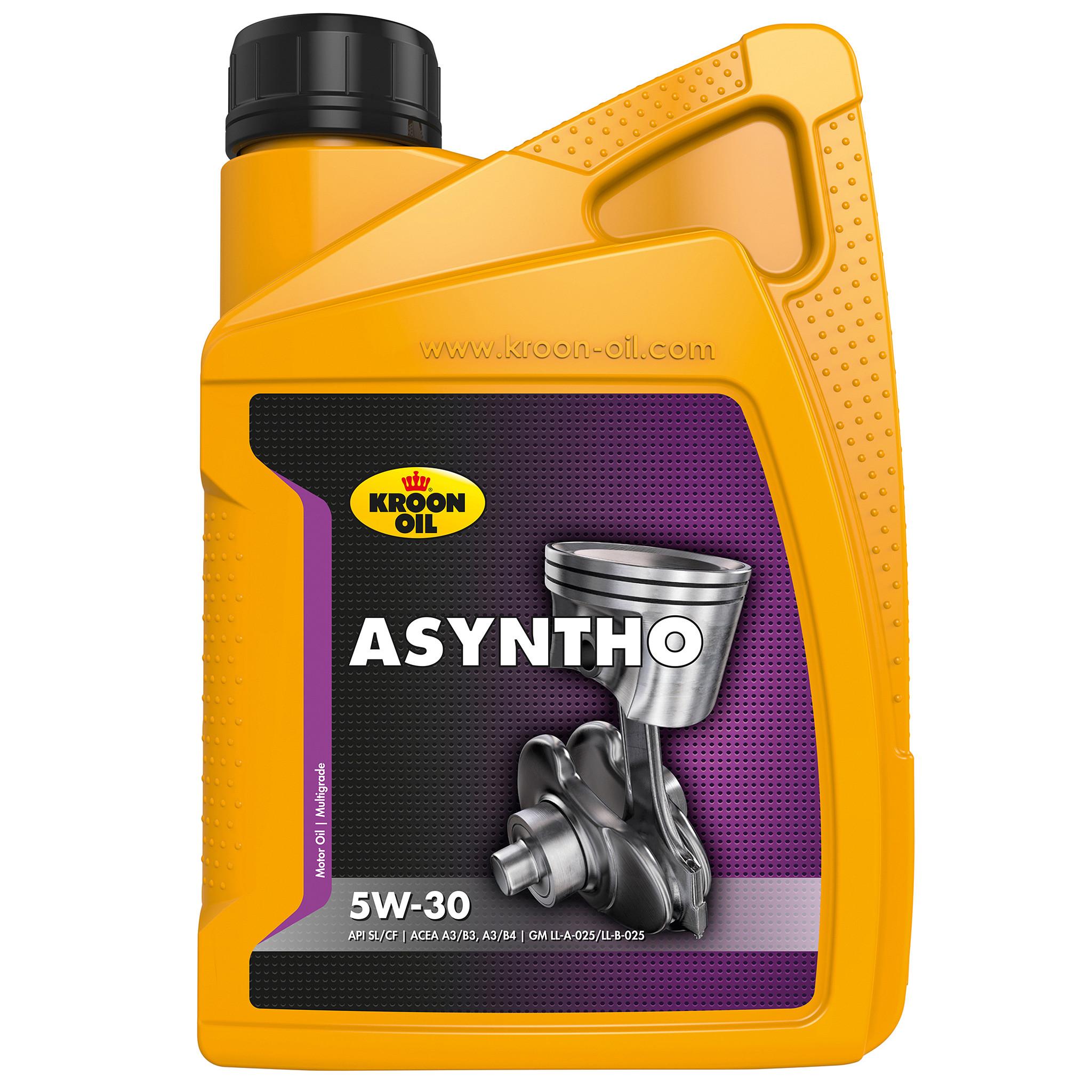 Kroon Oil Motorolie Asyntho 5W-30