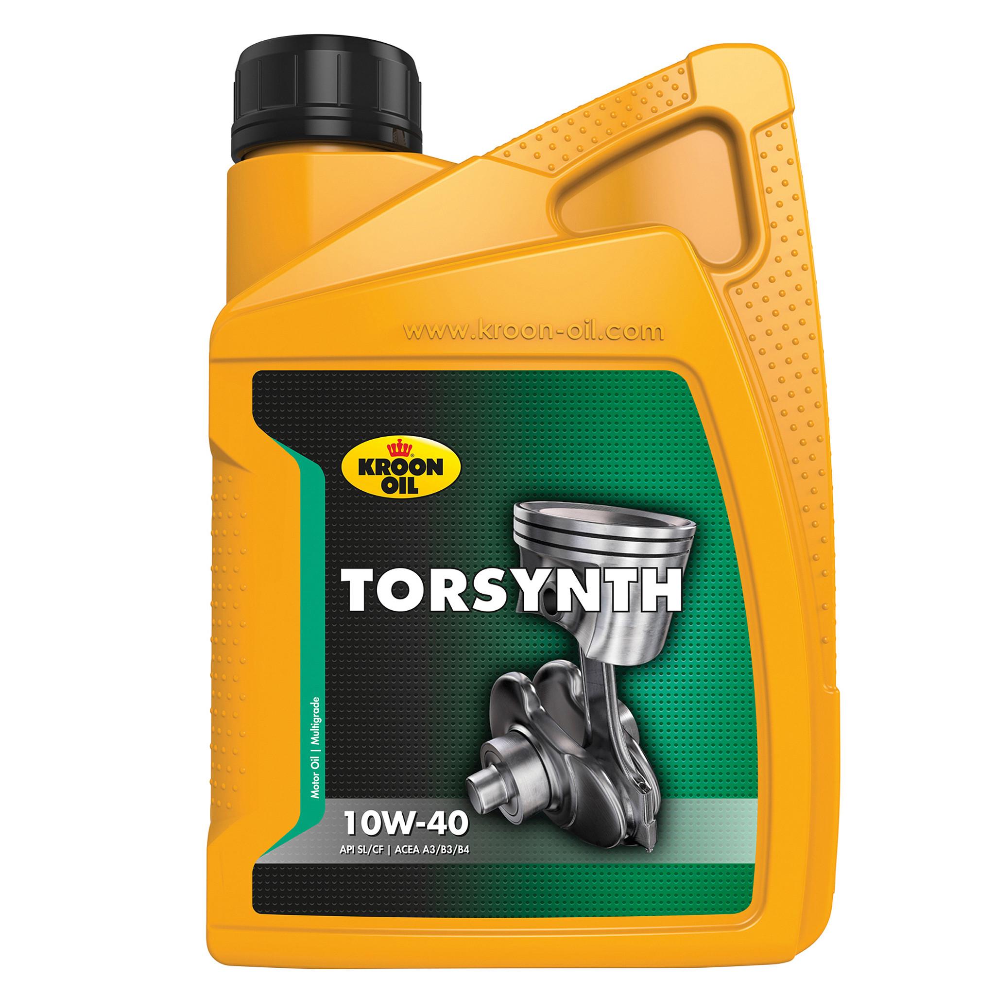 Kroon-oil motorolie tor 10 w 40 1 l