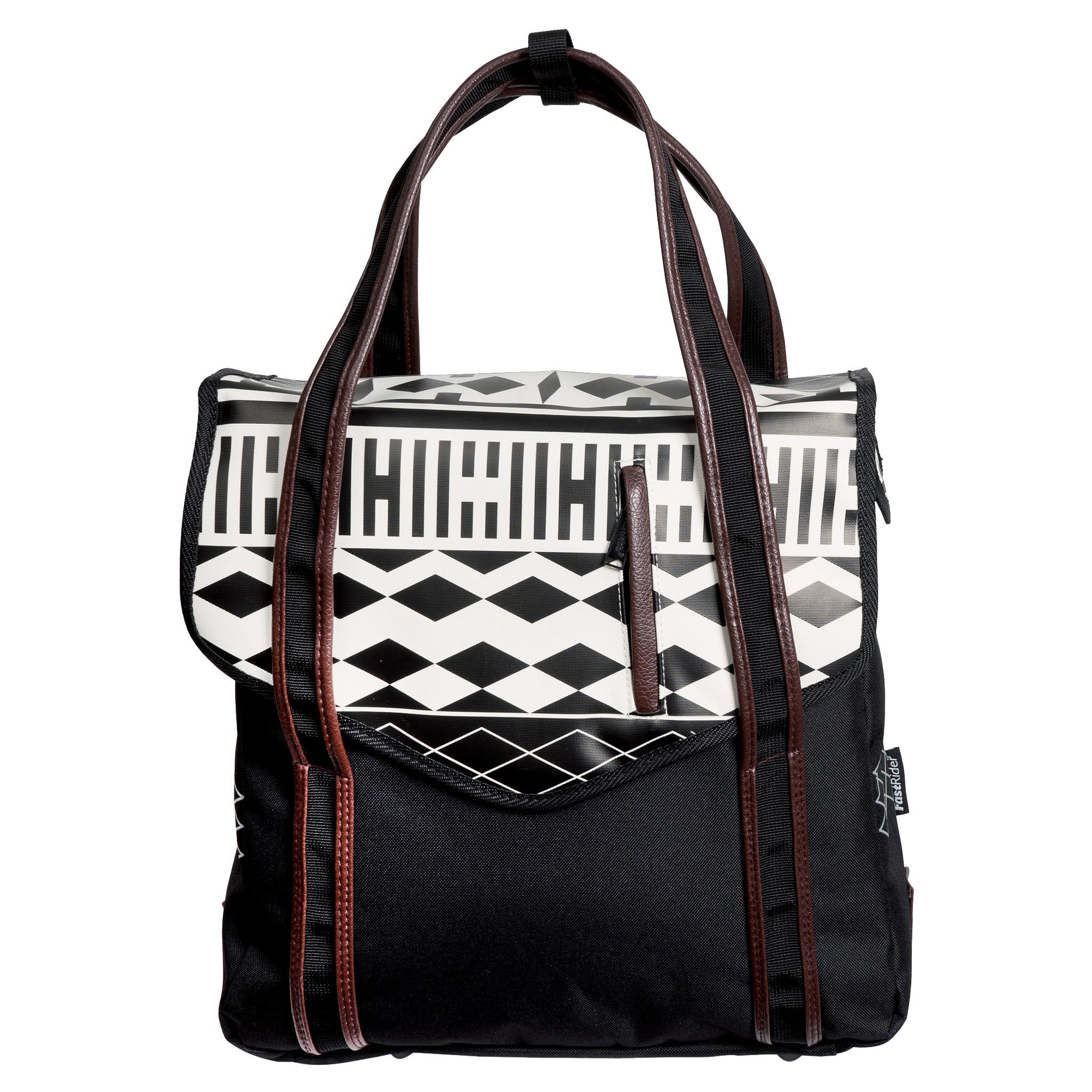 FastRider Shopper Sista Zwart