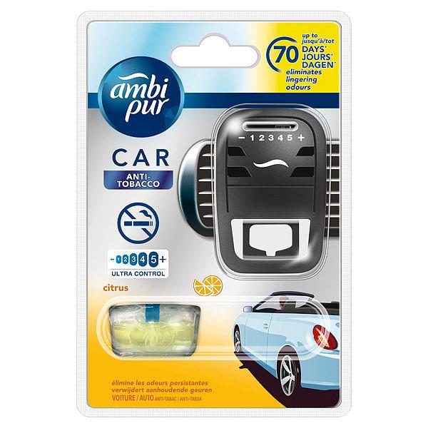 Afbeelding van Ambi Pur Luchtverfrisser Car Anti Tobacco