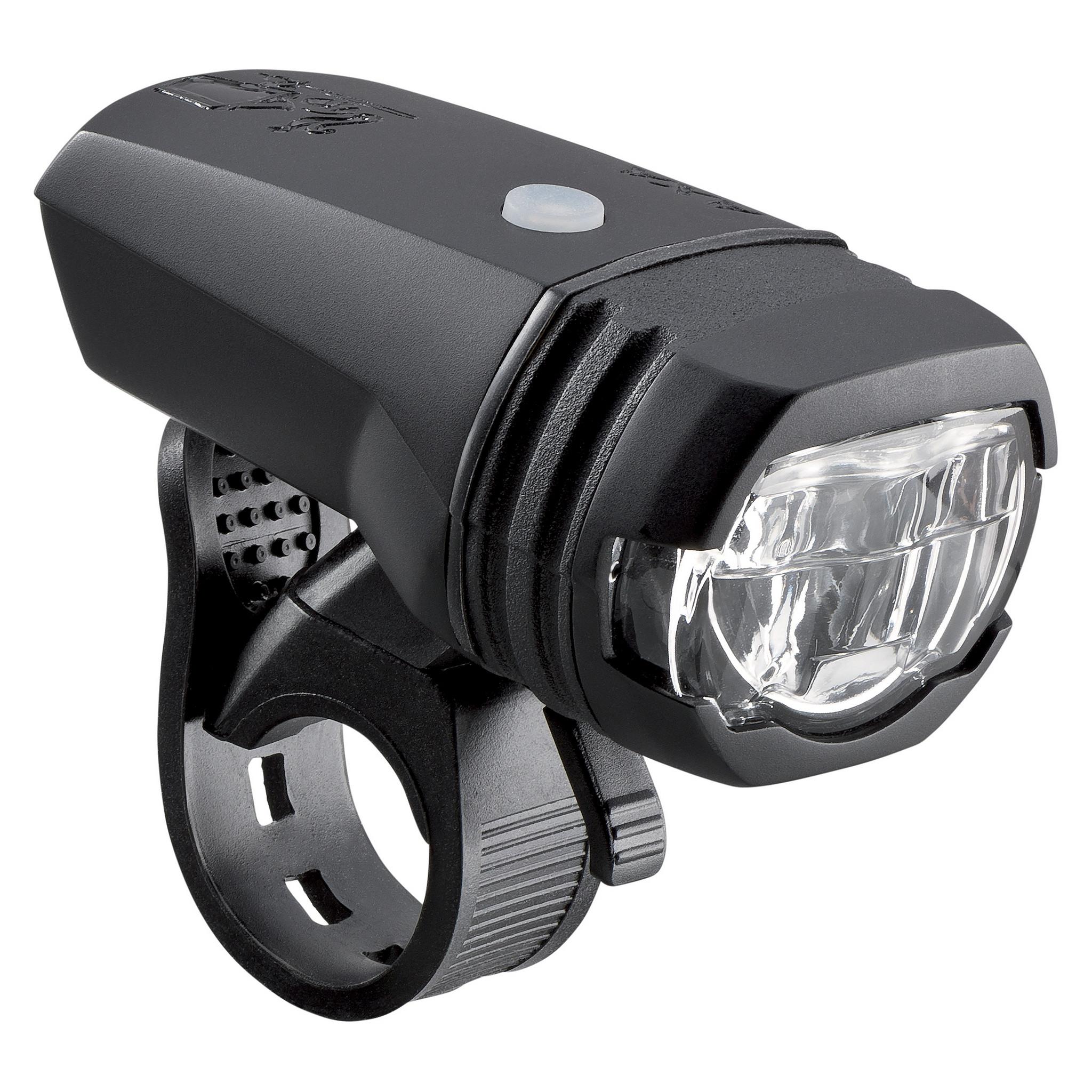 Axa Verlichtingsset Greenline 50 Lux 2 LED zwart