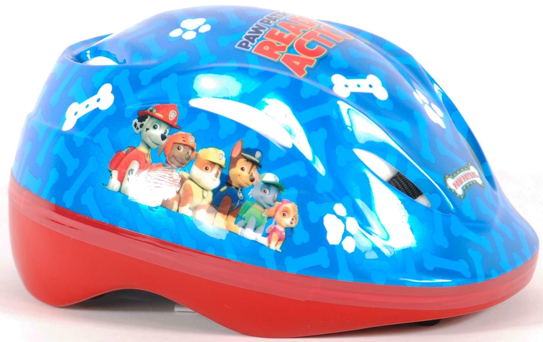 Afbeelding van Disney Fietshelm kind blauw 51 55