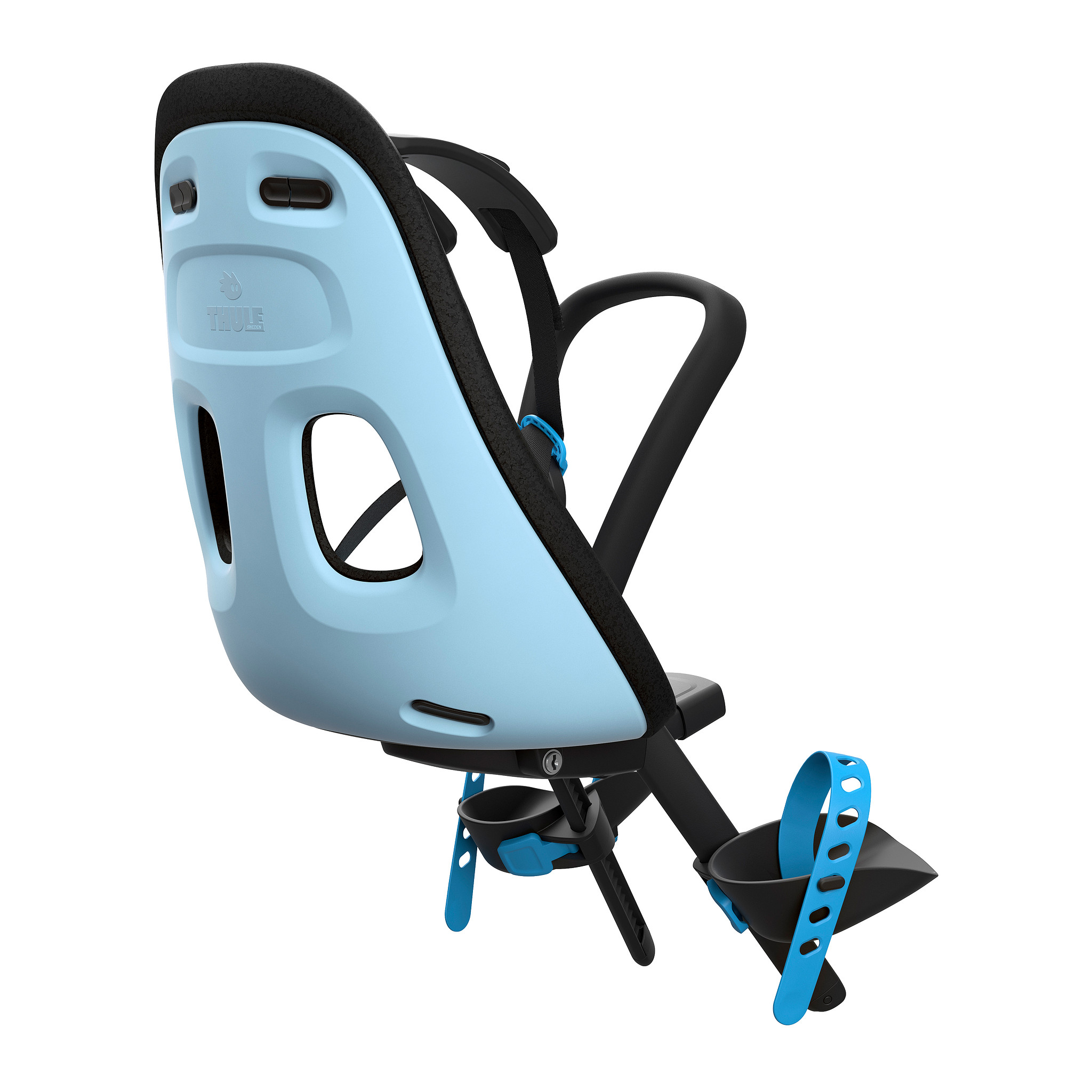 Thule Voorzitje Yepp Nexxt mini Aquamarine blauw