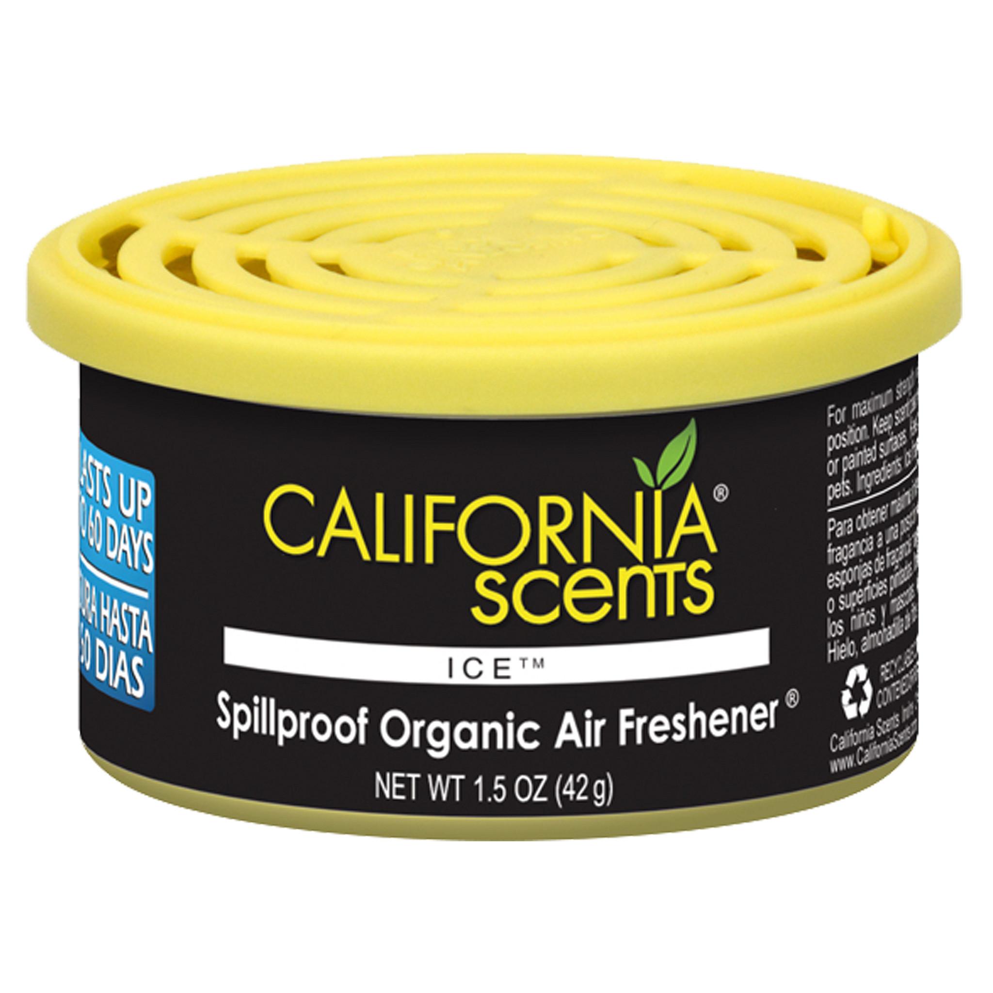 Afbeelding van California Scents Luchtverfrisser Ice