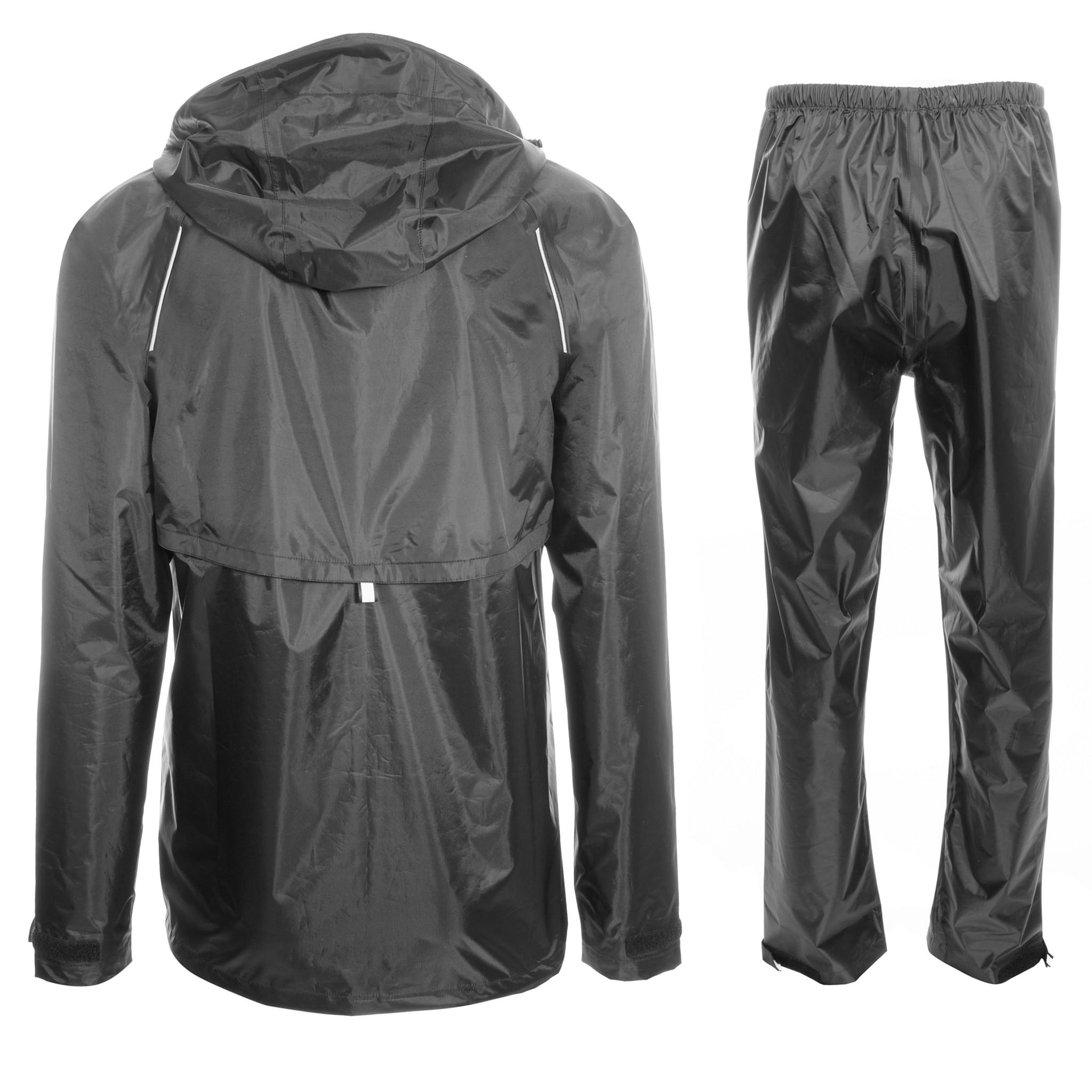Agu Regenpak Passat zwart XL