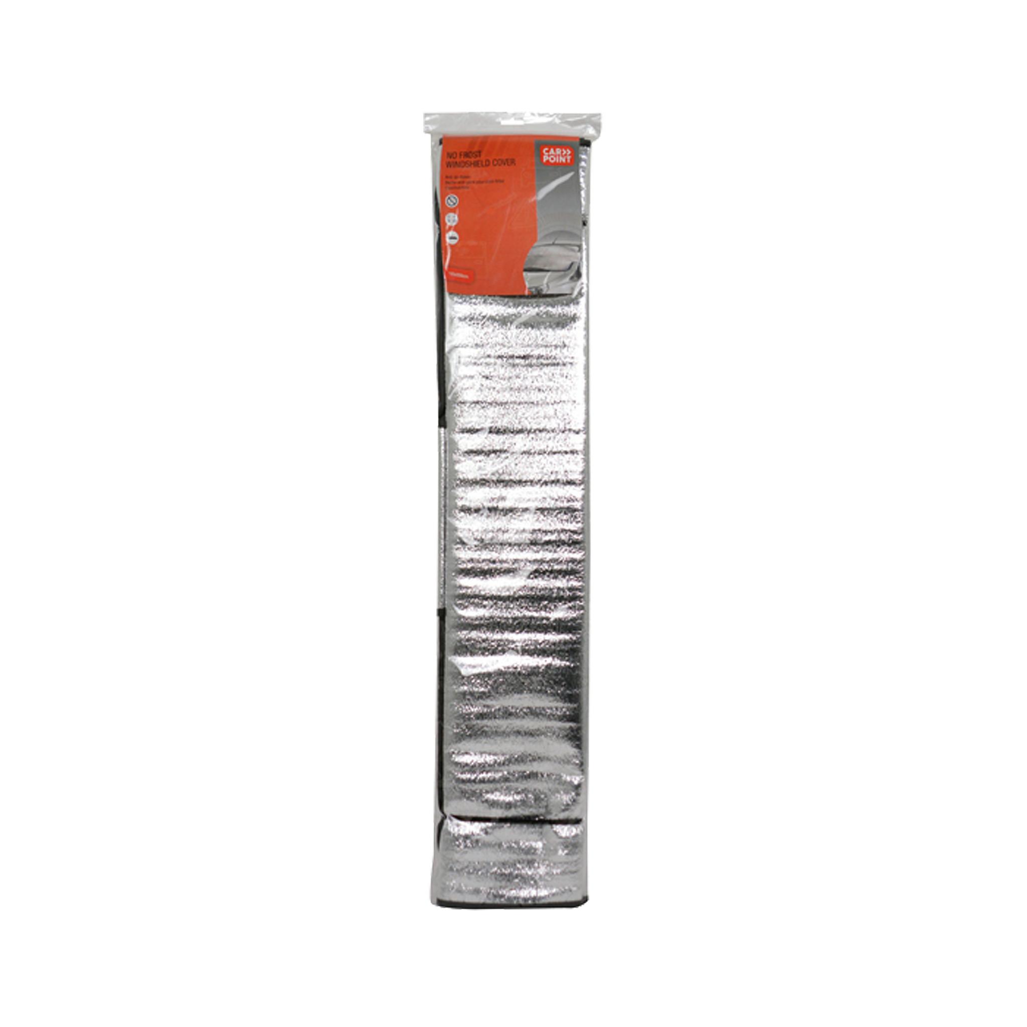 Carpoint Voorruitfolie 100x200cm zilver