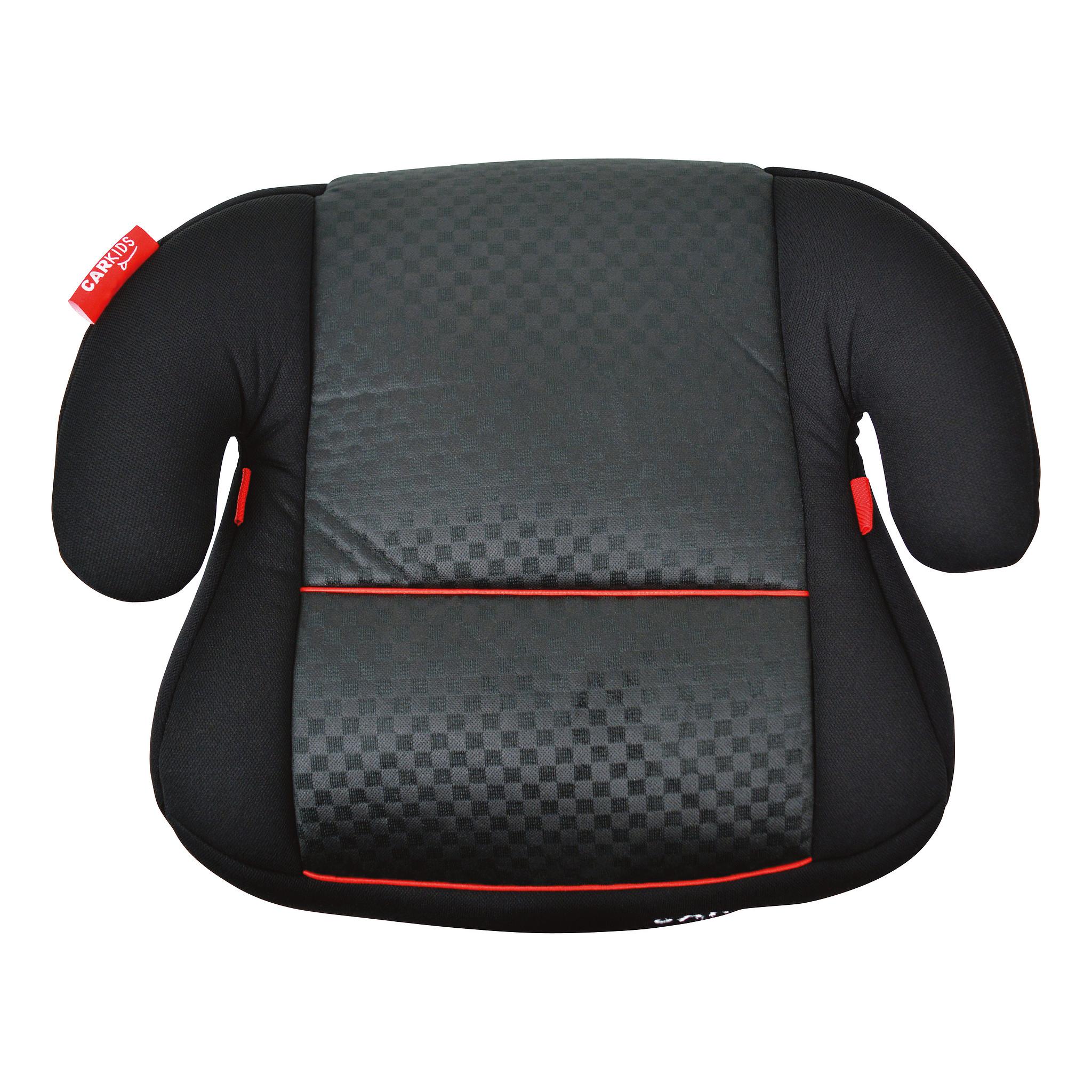 CK Zitverhoger zwart rood