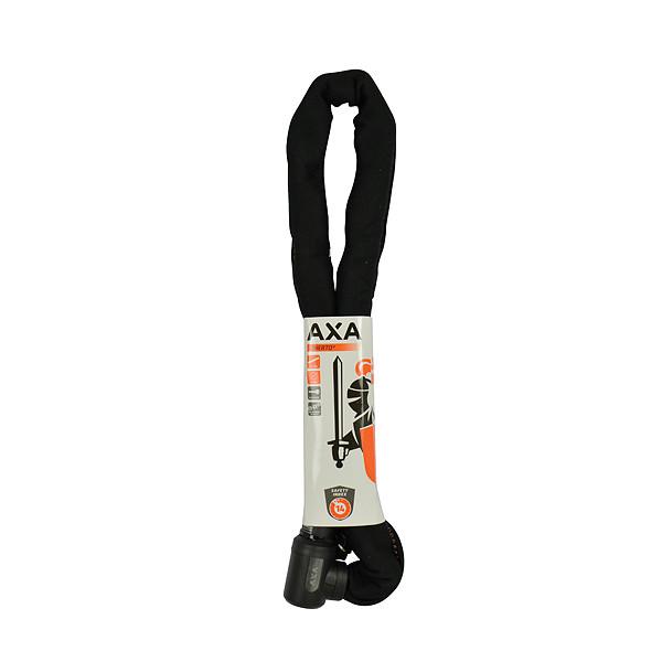 Axa Kettingslot compact 95 zwart