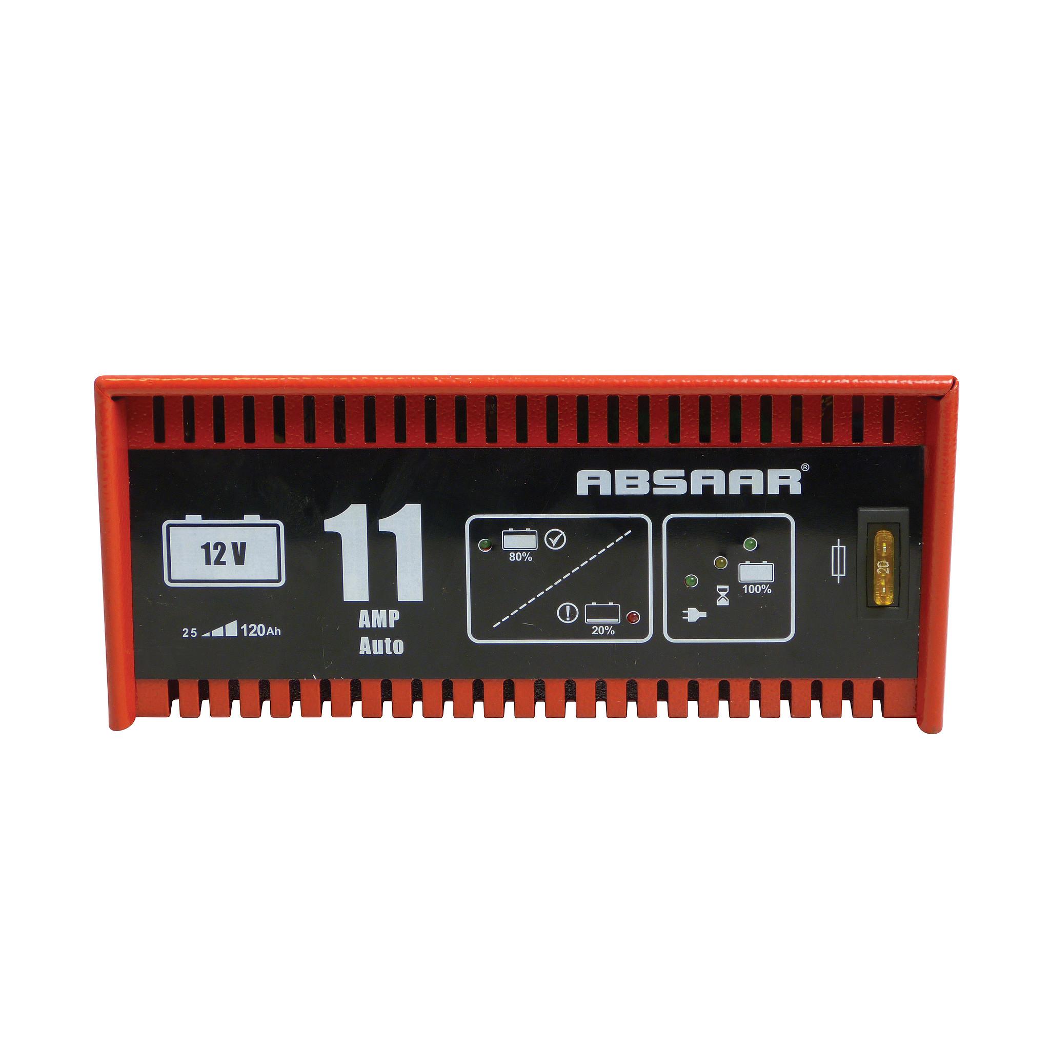 Absaar Acculader 11A 12V Automatic 0635613