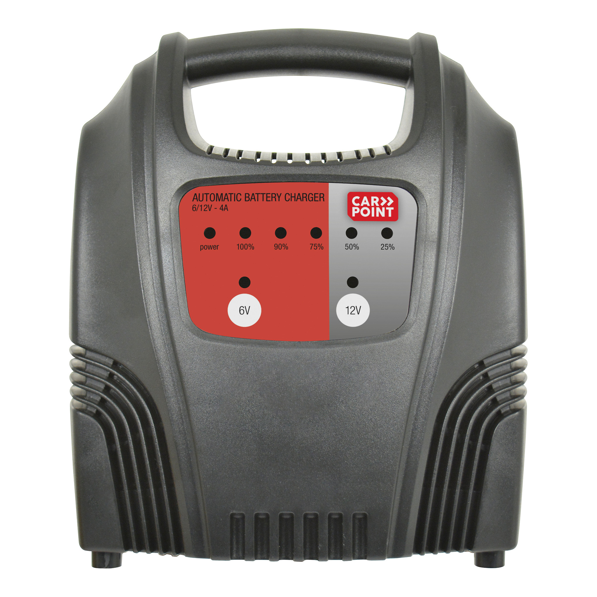 Carpoint Acculader 4A