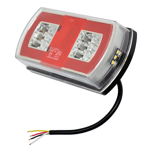 Carpoint Achterlicht LED links 5 Functies