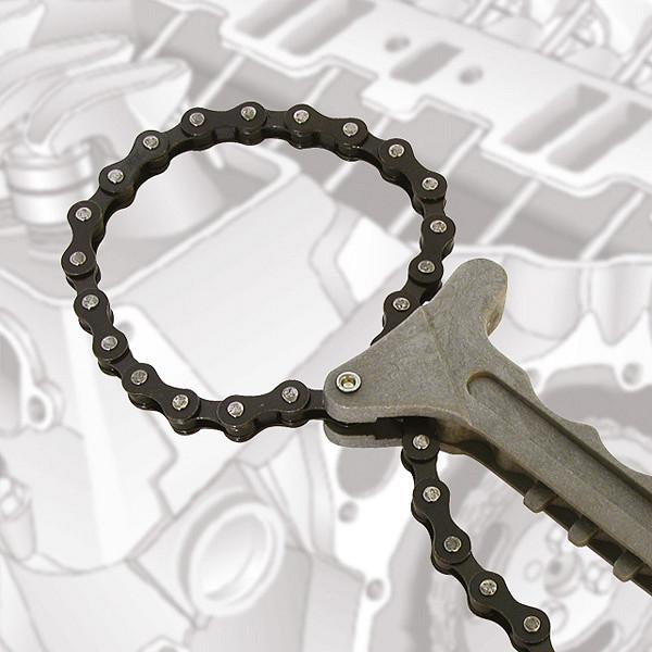 Carpoint Oliefiltersleutel met ketting