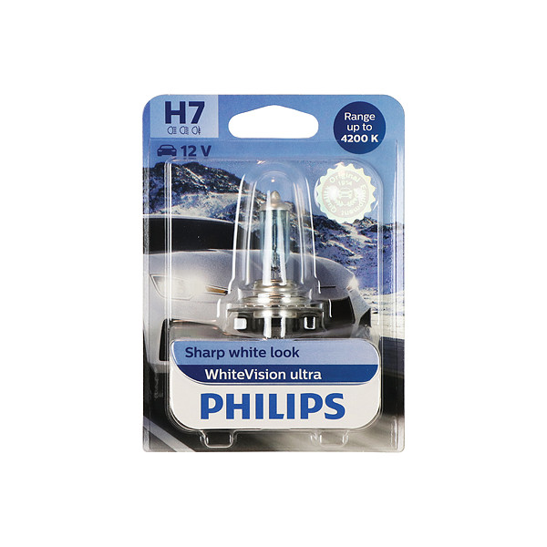 Philips 12972WVUB1 WhiteVision ultra H7