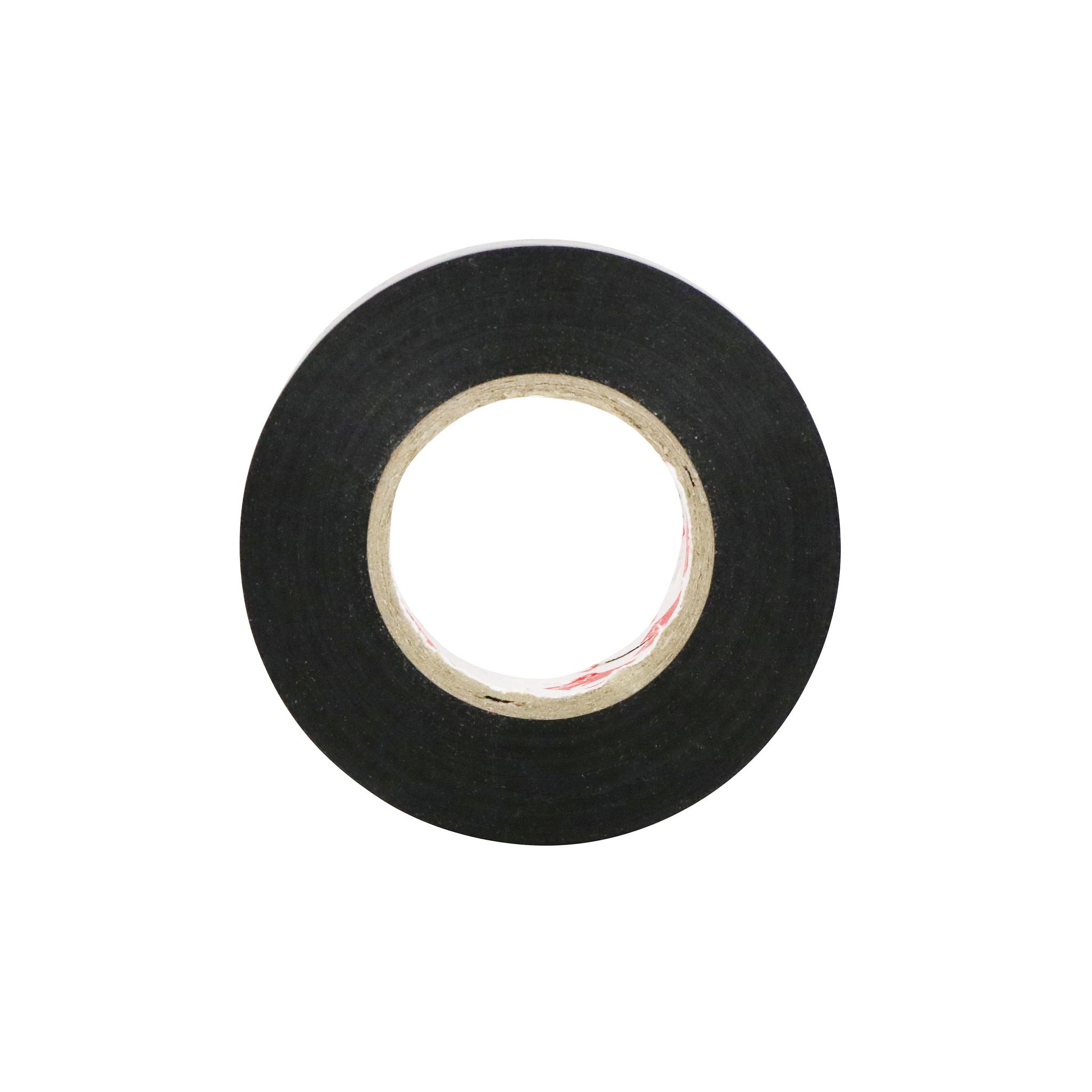 Womi W407 PVC Isolation tape 19mm x 20m Zwart 8x kopen
