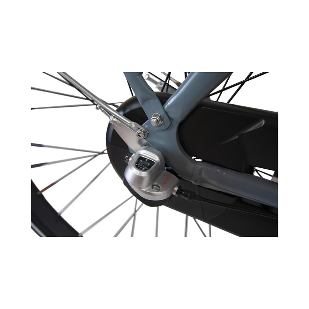Altego Transportfiets Cargo Nexus 3 Dames Mat Grijs 53cm Grijs
