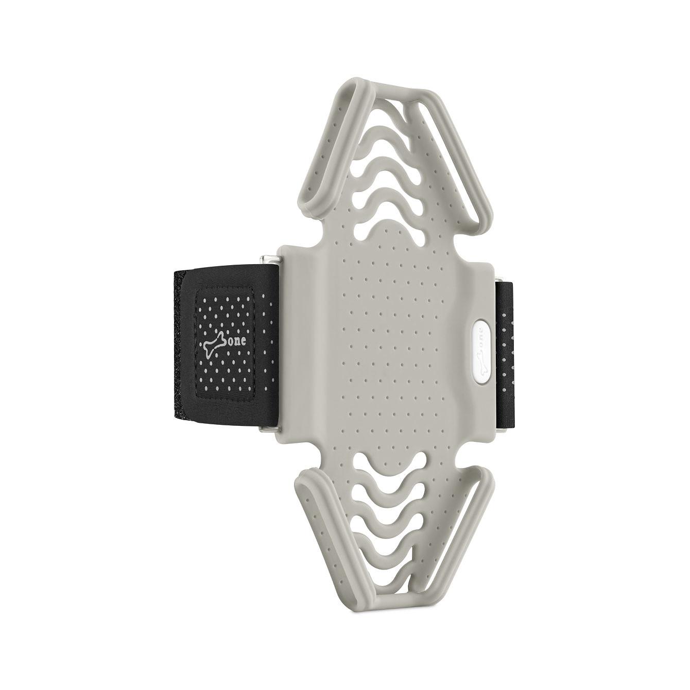 Bone Telefoonhouder Arm Polsband Run Tie Grey (S) kopen