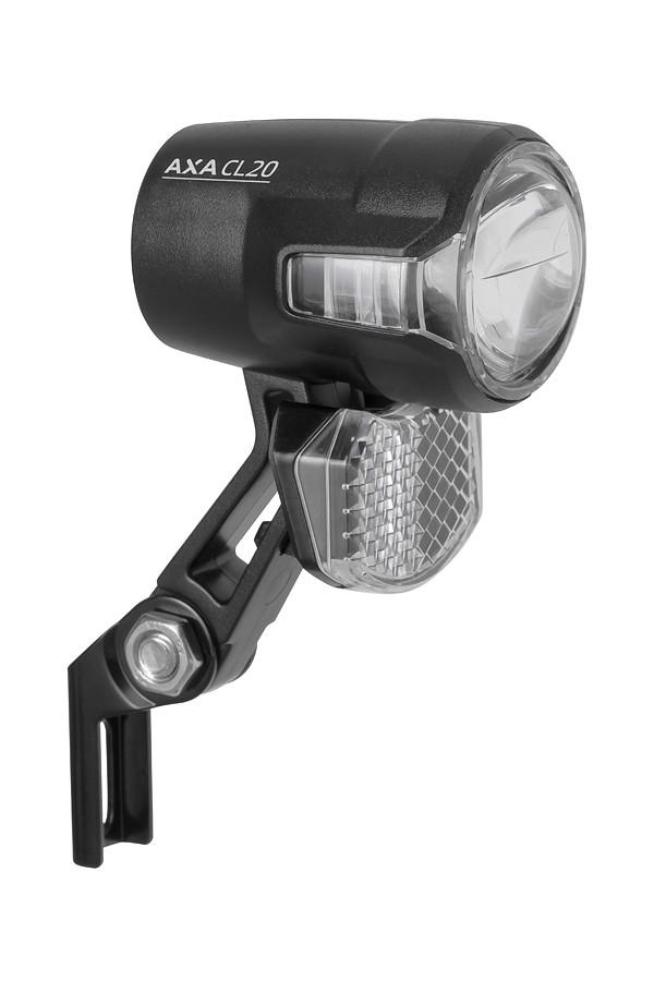 Axa Koplamp Compactline 20LUX Switch