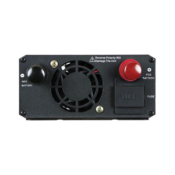 Carpoint Omvormer 12V>230V 1500W accu kabel