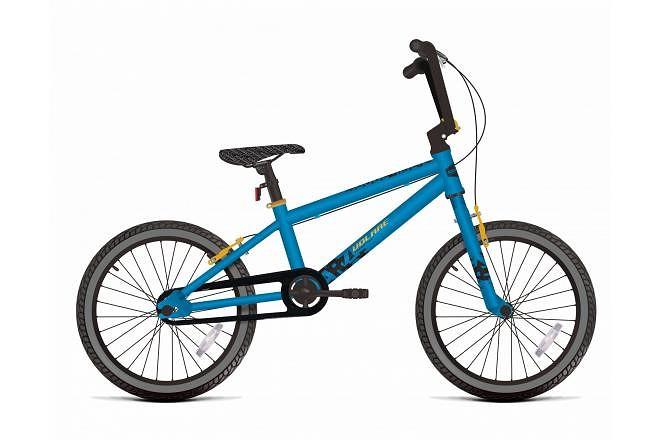 """Volare Kinderfiets Cool Rider Blauw 16"""" Met 2 handremmen Blauw"""