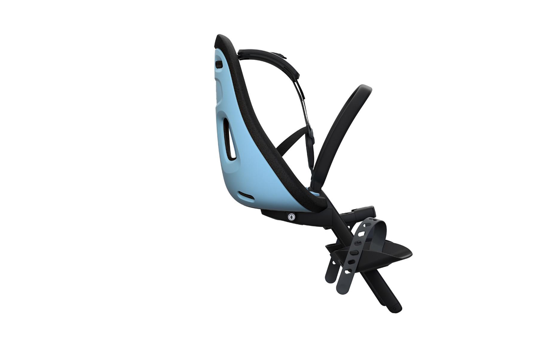 Thule Voorzitje Yepp Nexxt Mini Auqamarine blauw