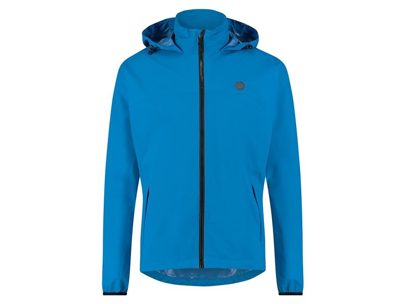 AGU Go Rain Jacket Essential blue XXL