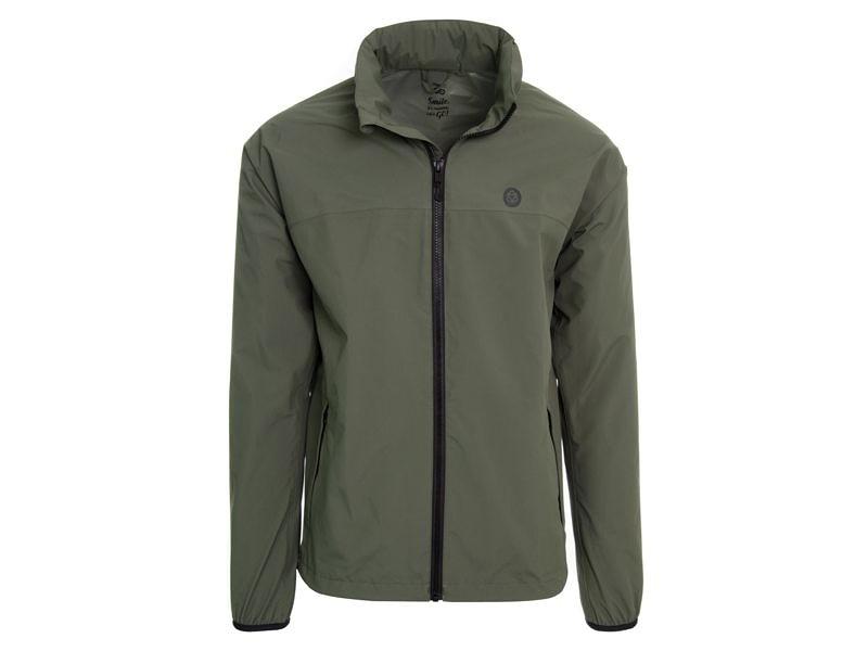 AGU Go Rain Jacket Essential army green XXL