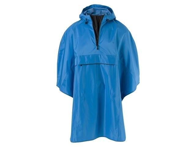AGU Grant Poncho essential blue one Size
