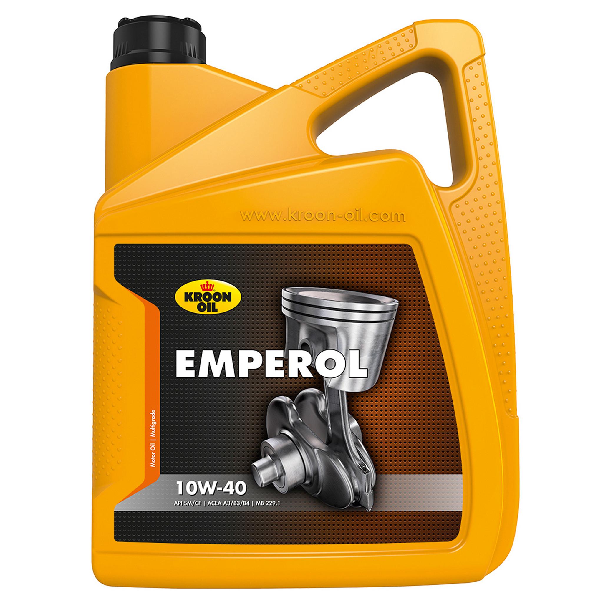 Kroon Oil Motorolie Emperol 10W-40