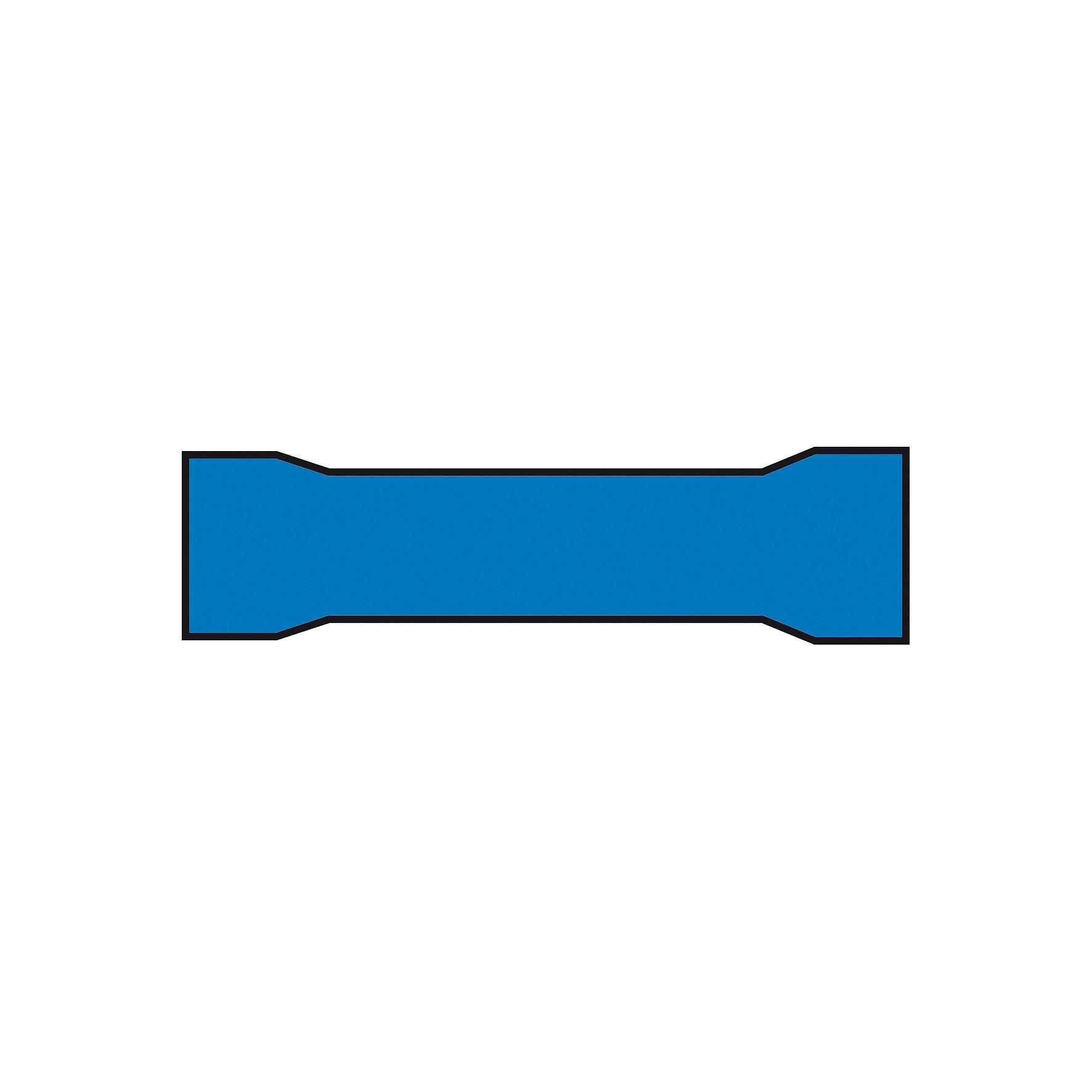 Carpoint Kabelverbinder blauw 546