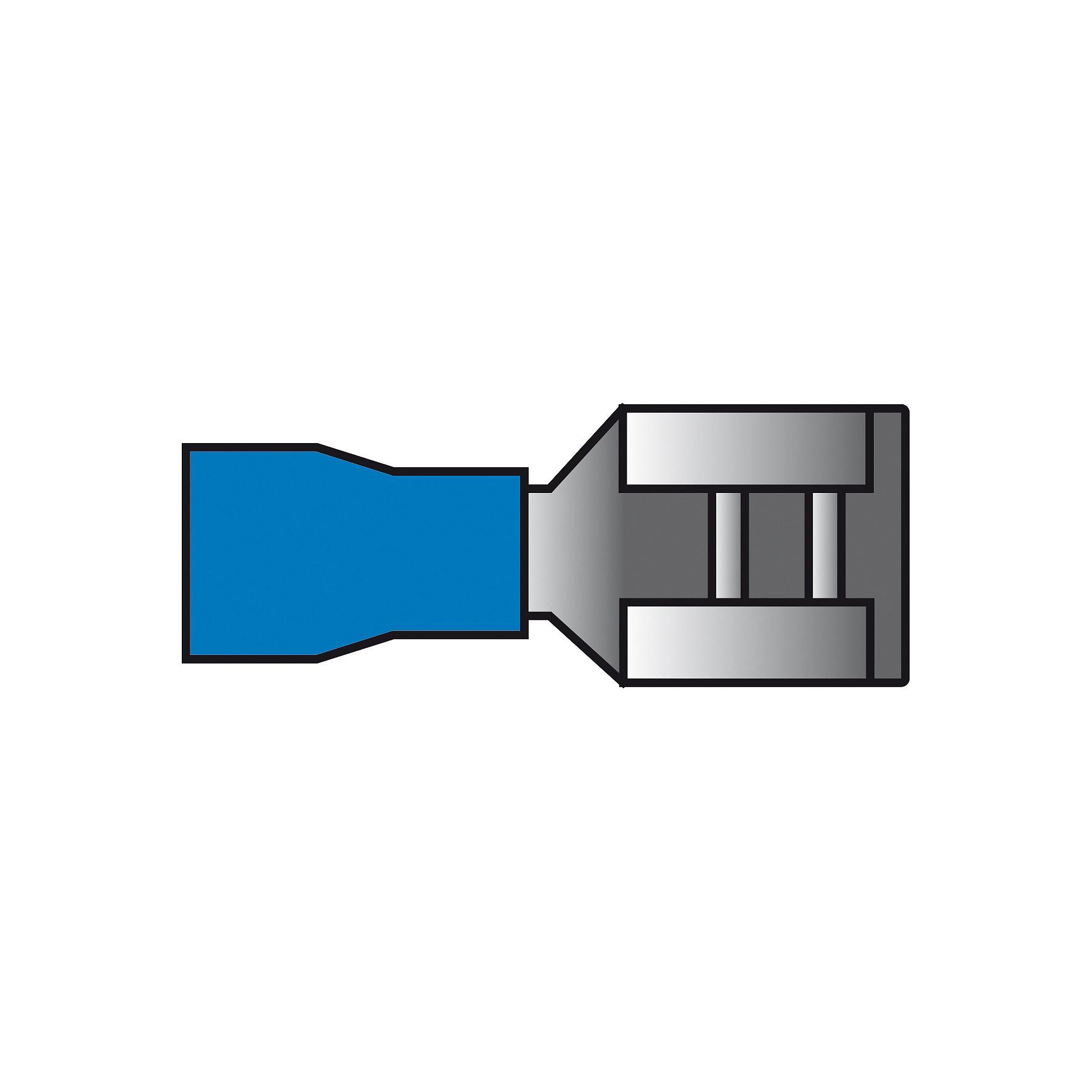 Carpoint Kabelverbinder Blauw 542