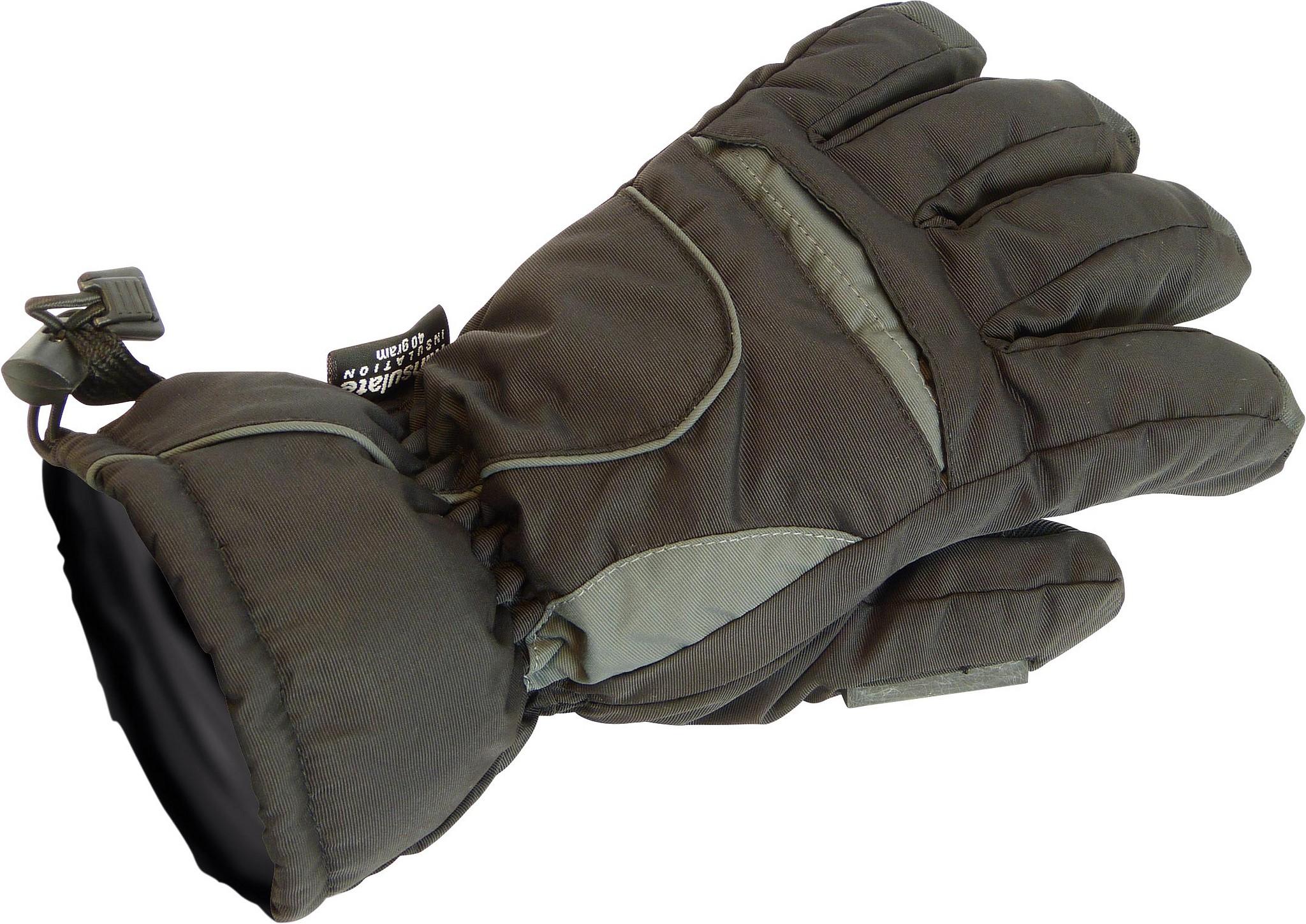 Zens Sport Skihandschoenen heren maat XL zwart