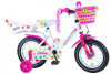 "Volare Kinderfiets Ashley 12""  Wit"