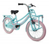 Supersuper Kinderfiets Lola mint roze 16""
