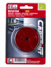 Carpoint Reflector Rond Rood