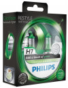 Philips Autolampen Colorvision H7 Groen