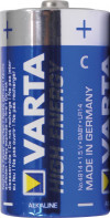 Varta Batterijen High Energy C