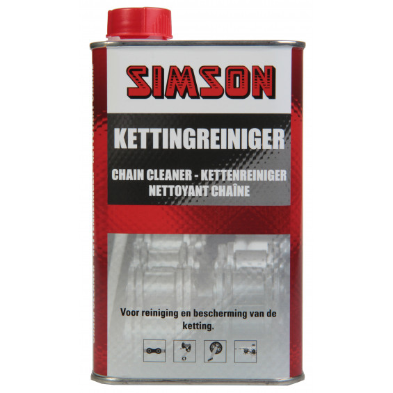 Simson Kettingreinigervloeistof KETTINGREINIGER 500 ML