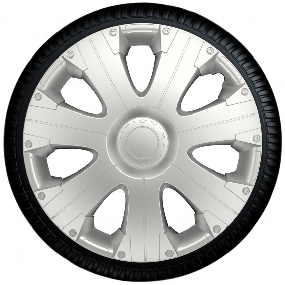Carpoint Wieldoppenset Racing 16 inch WIELDOPSET RACING 16