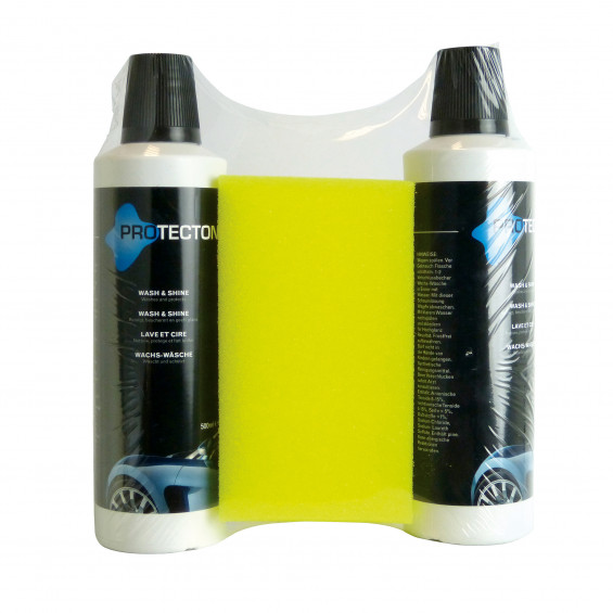 Protecton Wash & Shine Set PROTECTON WASH & SHINE SET