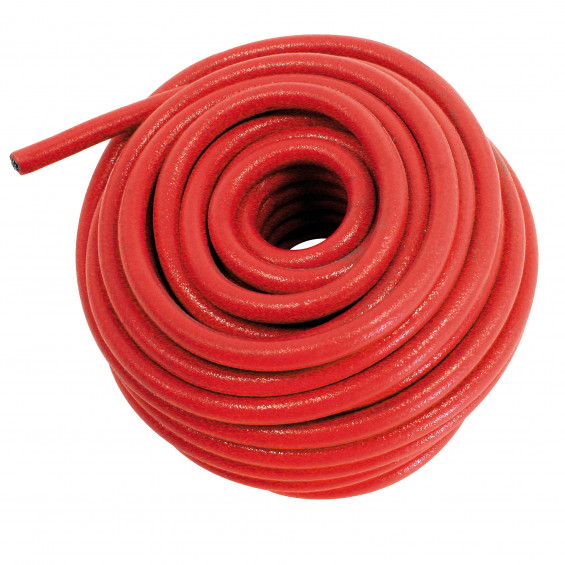 Carpoint Electriciteitskabel 2,5mm² Rood 5 Meter ELECTRICITEITSKABEL 2,5MM2 ROOD 5M