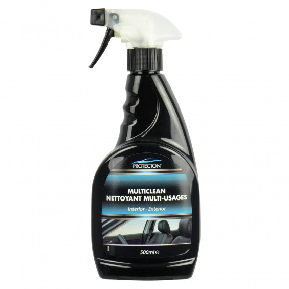 Protecton Multiclean interieur & exterieur PROTECTON MUTICLEAN 500ML